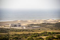 Atlantic coast before Essaouira.