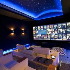 A balancing act between performance and budget for a true cinematic experience by @archimediame. VIA @CEDIAHQ . . . #hometheater…