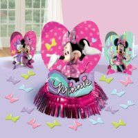 Minnie Mouse Table Decorating Kit:Amazon:Toys & Games
