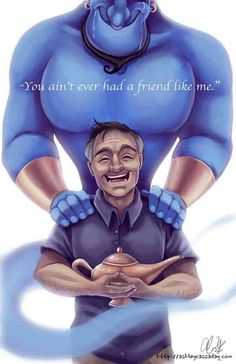 Its not goodbye. Its see you later. R.I.P Robin Williams we will miss you.