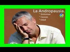 Sintomas Y Tratamiento Para La Andropausia