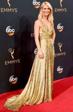 Emmys 2016: Best Dresses of the Night - Claire Danes in Schiaparelli