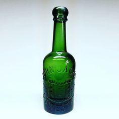 Happy St. Patrick's Day.. Rare John Jacks Oswestry spirits..read about the legend of John Jacks #inspiration. #industrialdesign. #stpatricksday. #vintageforsale