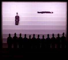 OPERATION : ORFEO | A visual opera in three movements, 1993
