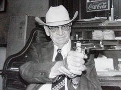 Sheriff T.J. Flournoy Ranch Chicken, Cowboy Hats, Sheriff, Boards, Barn, Planks
