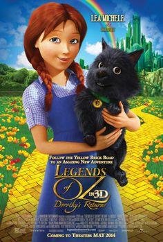 Legends of Oz: Dorothy's Return movie (2014) May 9