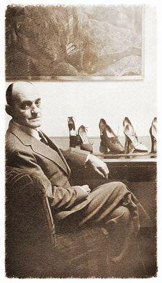 Nossa História A Balestrin calçados foi fundada em 1972, depois da iniciativa de José Balestrin que, junto com seus filhos decidiu criar esta grife. José Balestrin começou a produção de calçados femininos feitos à mão, em 1940, em sua cidade natal Ribeirão Preto. Durante os anos 60 trabalhou na elegante Casa Vogue, fabricante no Brasil da grife Charles Jourdan de quem, José Balestrin recebeu pessoalmente elogios pela qualidade dos calçados.  #BalestrinCalçados #calçadosfemininos #tradição