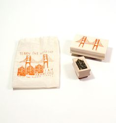 SF Stamps