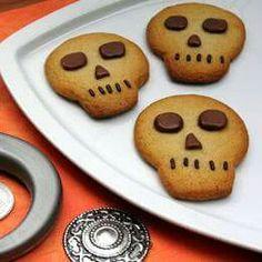 Cookies,dia de la muerte,haloween,pirates,skulls,birth day idea