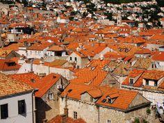 City of red // Dubrovnik, Croatia