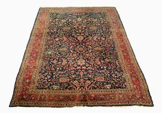 Mashad carpet  northwest persia, circa second quarter 20th century  18 ft. 10 in. x 12 ft. 3 in.