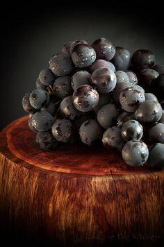 dark as night Grapes