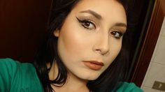Neutral Makeup Tutorial ft WNW Silent Treatment Eyeshadow Trio + Winged ...