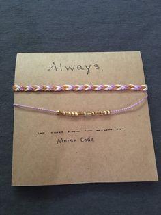 Diy Bracelets With String, String Bracelet Patterns, Diy Bracelets Patterns, Wish Bracelets, Harry Potter Ring, Harry Potter Bracelet, Diy Bracelet Packaging, Harry Potter Accessories, Crochet Bracelet