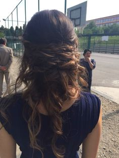 Hairstyle, brided