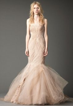 Wedding Dresses, Bridal Gowns by Vera Wang | Fall 2012