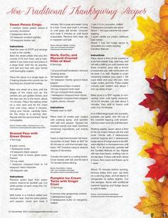 Get your quirky Thanksgiving recipes here! Thanksgiving Recipes, Make It Simple, The Voice, You Got This, Magazine, Magazines