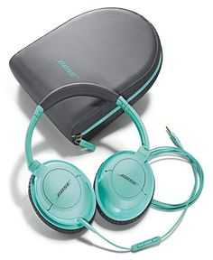 He just bought these for me!  be still my heart... Bose SoundTrue Around-Ear Headphones