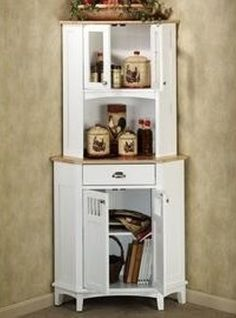 Corner Hutch Kitchen How To Plan A Remodel 28 Best Kicthen Images Armoire White Beautiful
