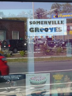 Somerville Grooves, Union Square