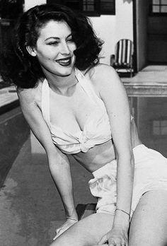 """"""" """"Ava Gardner, c.1946 """" """""""