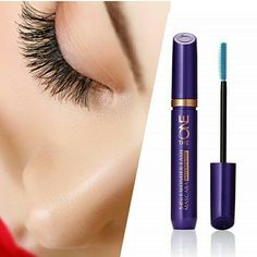 Waterproof mascara that adds supervolume and ultralength