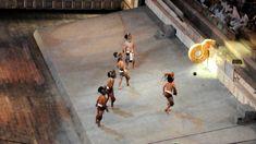 Pok-ta-Pok - Mayan ball game video