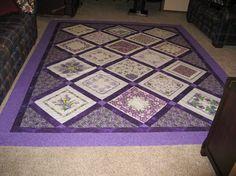 hankerchief quilt patterns | handkerchief quilts | Average quilter