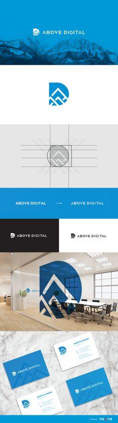 Above digital branding by tieatie