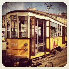 tram, Milano © Adriano Castelli