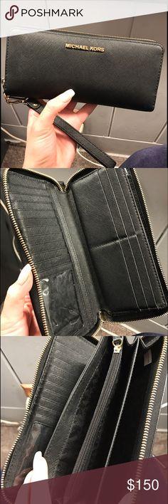 Michale Kors Wallet Michale Kors Jet Set Travel Saffiano Leather Continental Wallet Michael Kors Bags Wallets