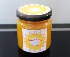 Rezept Sunshine - Apfel-Bananen-Marmelade von Schirmle - Rezept der Kategorie Saucen/Dips/Brotaufstriche