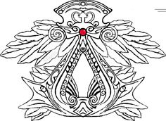 assassins brother hood Colouring Pages