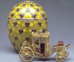Huevos Faberge El lujo de una tradicion