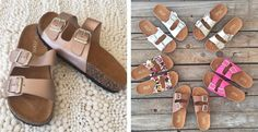 Favorite Sandals | 8 Colors