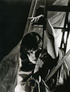 George Hoyningen-Huene: Lotte Lenya, 1933.