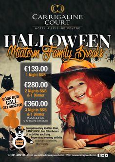 Carrigaline Court Hotel Halloween Promotion Camp Rock, Broken Families, B & B, Promotion, Halloween, Fun, Spooky Halloween, Hilarious