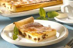 Apfelkuchen Großmutters Art von Alea1972 | Chefkoch.de Gnocchi Pesto, Cheesecake, Sweet Recipes, Healthy Recipes, Shortcrust Pastry, Low Carb Pizza, Trifle, No Bake Cake, Pizza