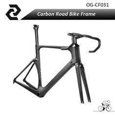 OG-EVKIN chinese Cyclocross Bike T800 high quality full carbon fiber bike frame road BB86 49/52/54/56/59cm matte/glossy #Affiliate