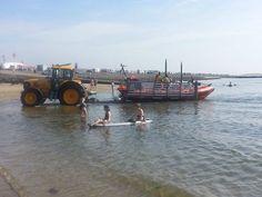 Afgelopen zomer op de @brouwersdam.