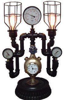 Steampunk, Industrial, Machine Age Lamp by Pipe Light Art, http://www.amazon.com/dp/B00EA1EOCU/ref=cm_sw_r_pi_dp_zqqhsb1GE5V9X