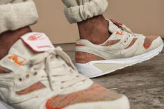Footpatrol x BEAMS x Saucony Grid 8000 'Only in Tokyo' - EU Kicks: Sneaker Magazine