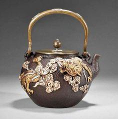 日本老铁壶 Japenese iron kettle