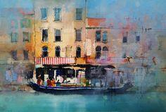 Venice Watercolor