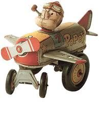 Airplane - Popeye