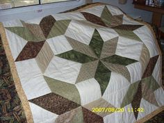 Next quilting project maybe?