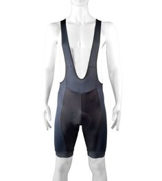a8034bf68 Aero Tech Designs Elite Endurance Bib Shorts Made in the USA Large Black --  Click