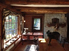 Our office.  A historical restoration from an old New England home built the 1700's.