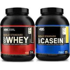 What's The Difference Between Whey And Casein Protein?   Whey and casein are two of the most popularvia @Affimity