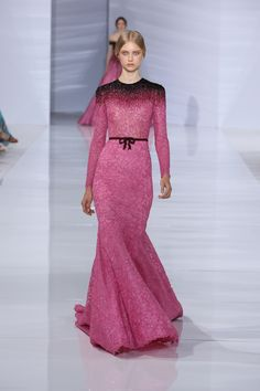 Georges Hobeika - Fall-Winter 2015-16 Couture Collection   Designer Clothing